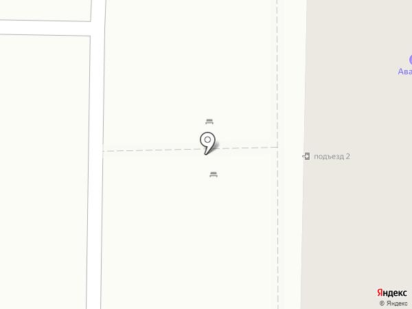 МПСБ-Лизинг на карте Саранска