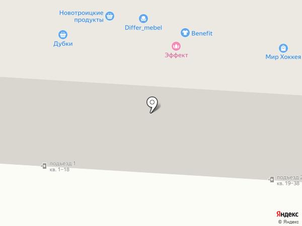 Фифа на карте Саранска