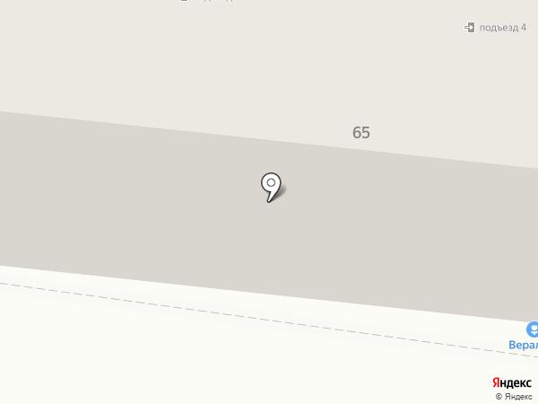 Комплексный центр социального обслуживания по городскому округу Саранск на карте Саранска