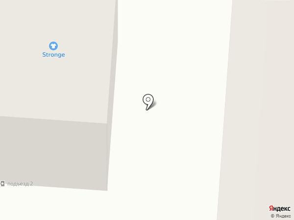 Надежда-Фарм на карте Саранска