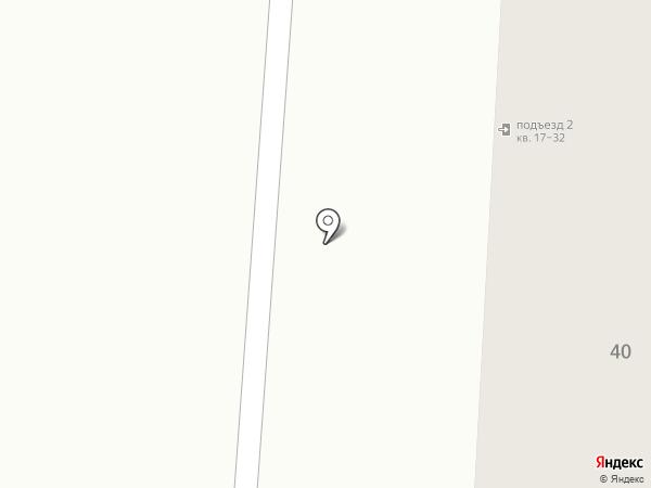 Сеть магазинов на карте Саранска