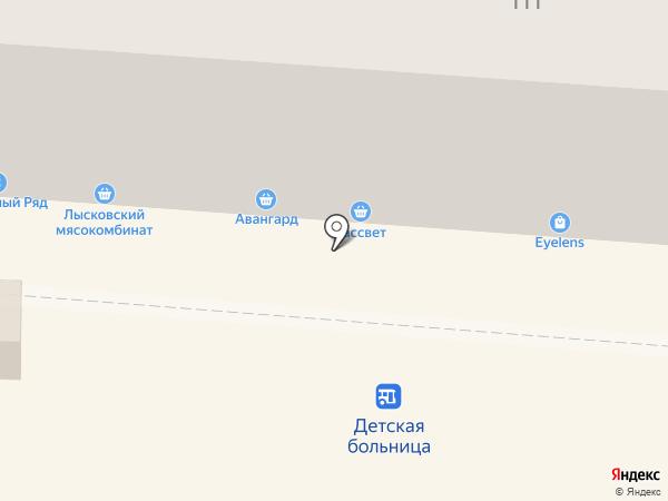 Эконом на карте Саранска