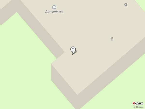 Комплексный центр социального обслуживания населения на карте Заречного