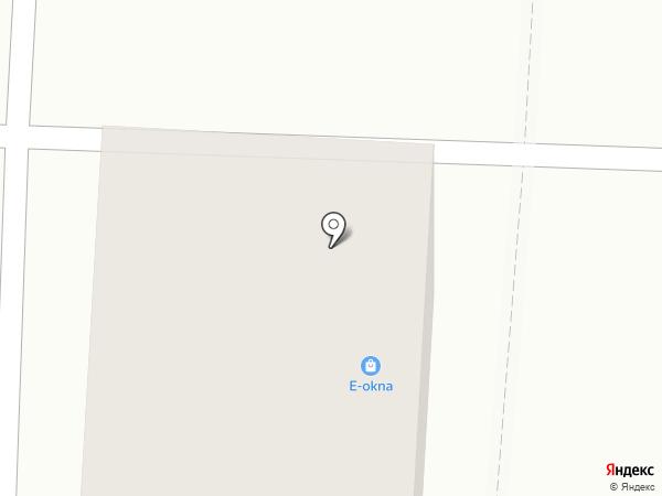 Шамбала на карте Саранска
