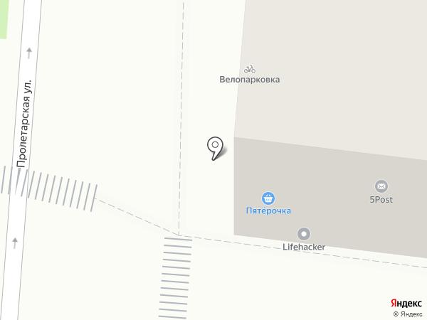 Эксперт-С на карте Саранска