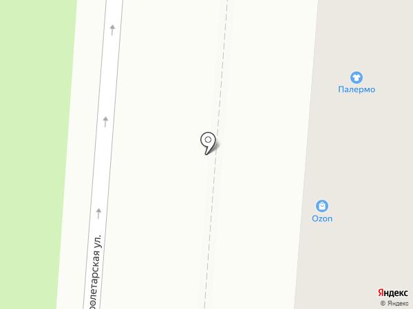 Салон красоты Яны Лютовой на карте Саранска