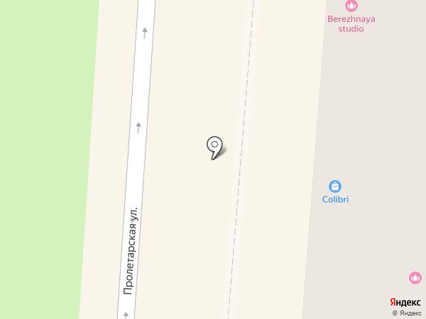Почтовое отделение №16 на карте Саранска