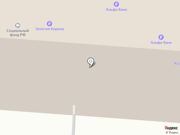 Росгосстрах-Мордовия, С на карте Саранска