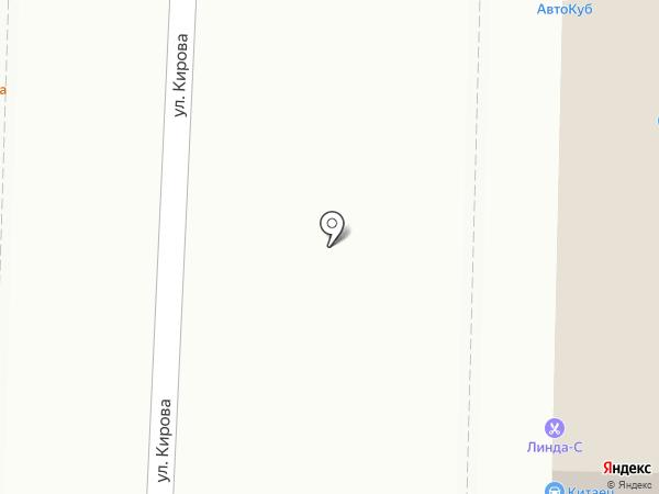 Авто-Кир на карте Саранска