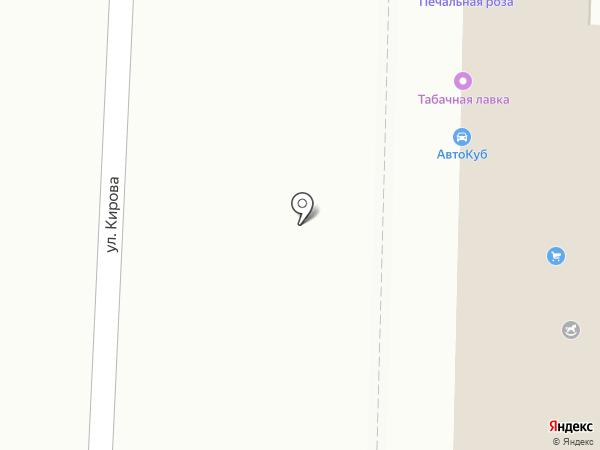5+ на карте Саранска