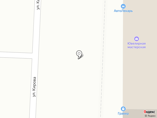 АвтоЛекарь на карте Саранска