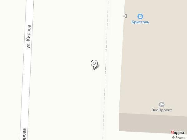 ЮРИК на карте Саранска