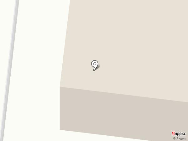Пожарная часть №31 на карте Саранска