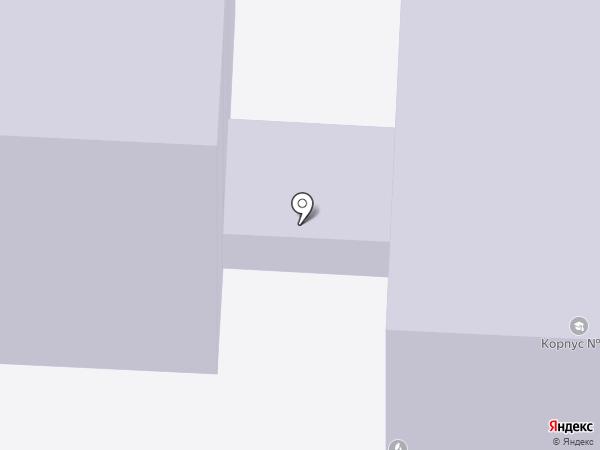 Мордовский государственный университет им. Н.П. Огарева на карте Саранска