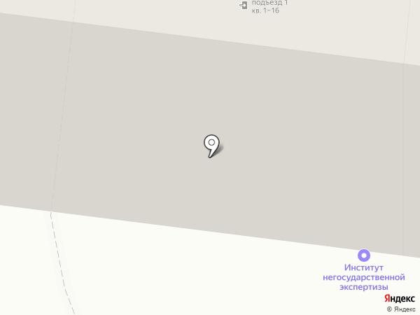 Ассоциация Строителей Мордовии, НП на карте Саранска
