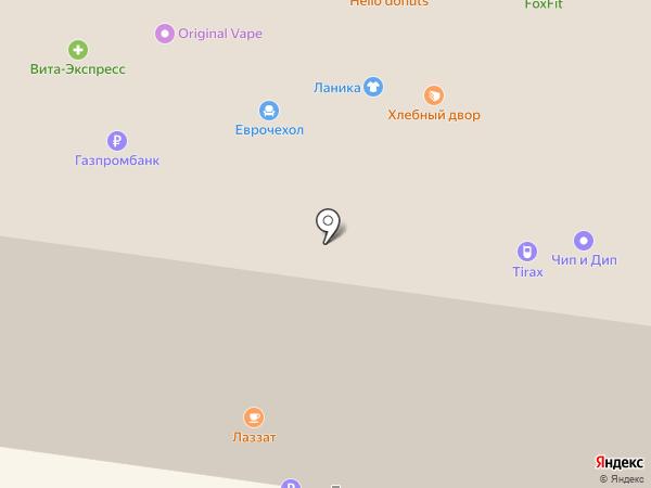 Шашлычный дворик на карте Саранска