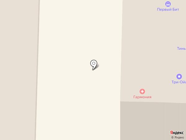 Хороши хоромы на карте Саранска