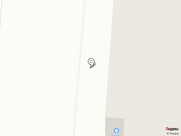 Икеа на карте Саранска