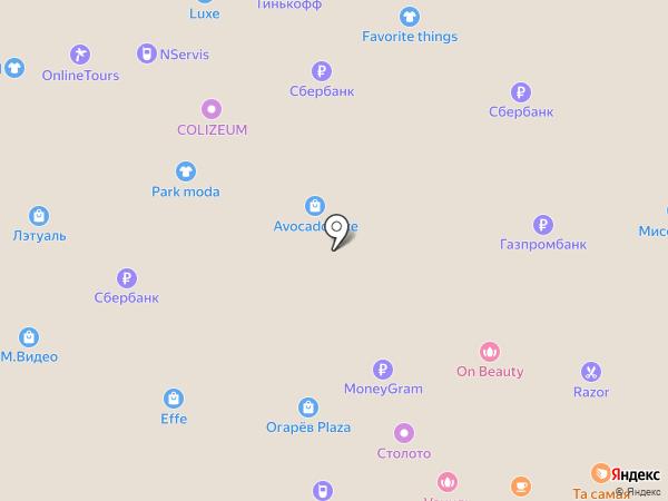 Segway на карте Саранска
