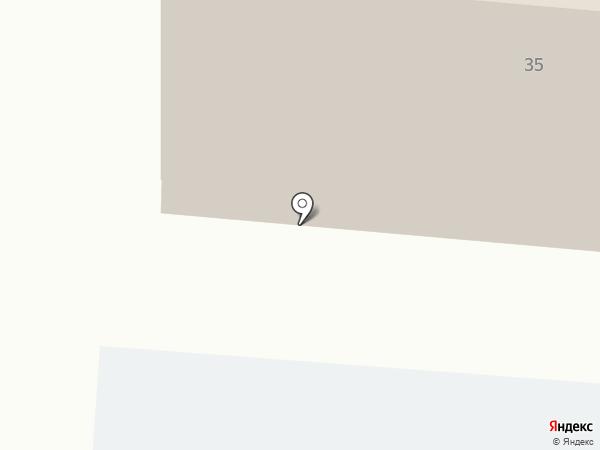 Белая дача на карте Саранска