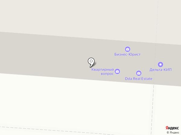 Чародейка на карте Саранска