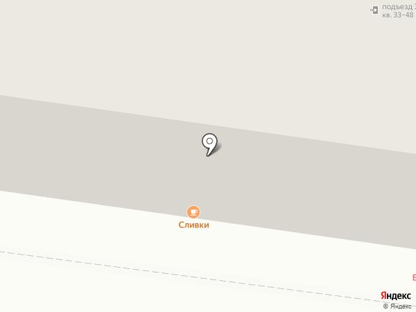 Салон красоты Алены Гудулиной на карте Саранска