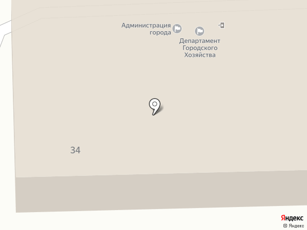 Горсвет, МП на карте Саранска