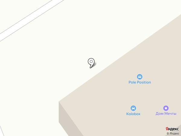 Центр инструмента на карте Саранска