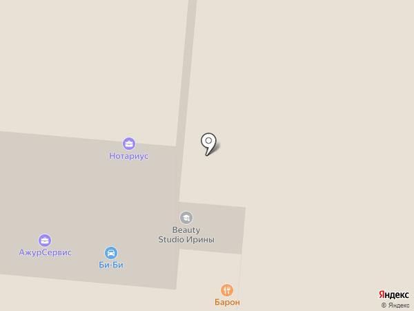 BAR13 на карте Саранска