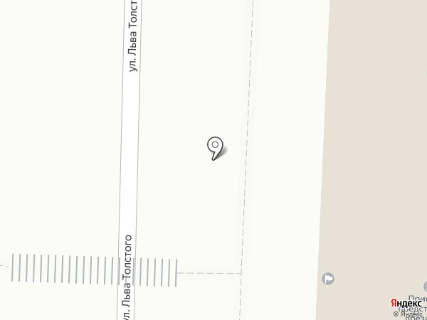 Росприроднадзор на карте Саранска