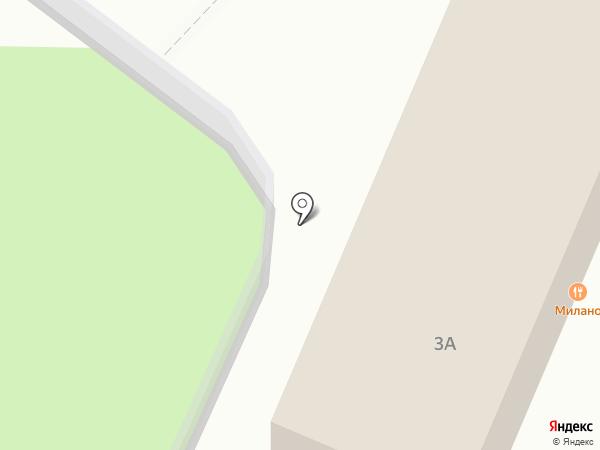 Соренто на карте Саранска
