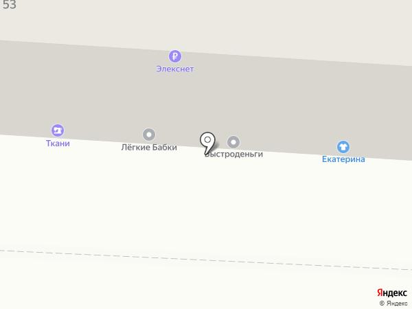 Особый случай на карте Саранска