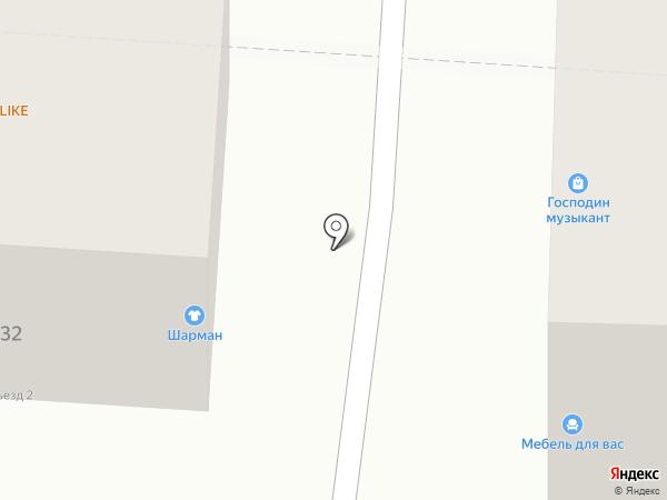 KRONO на карте Саранска