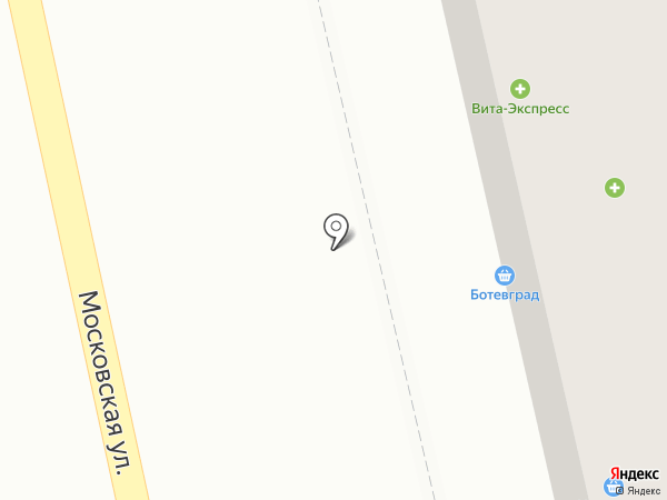 Магнит на карте Саранска