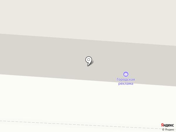 Съемная тонировка на карте Саранска