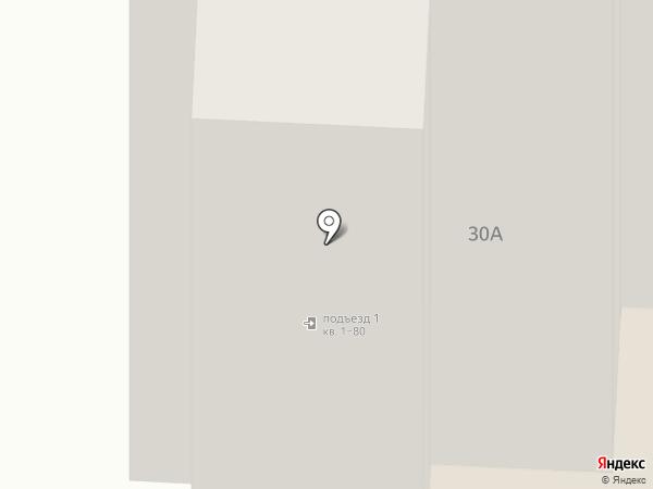 Банкомат, Хоум Кредит энд Финанс Банк на карте Саранска
