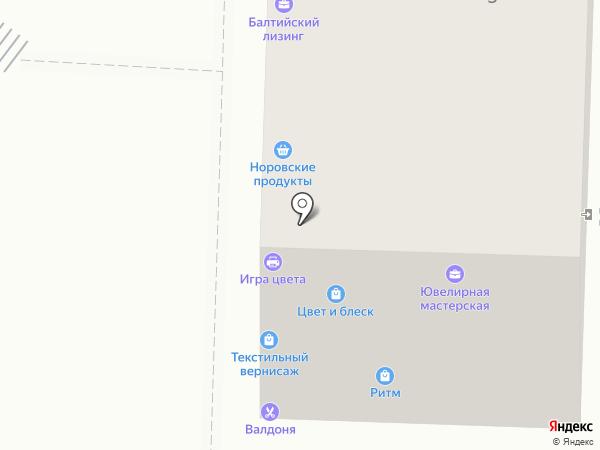 МордовияМебель на карте Саранска
