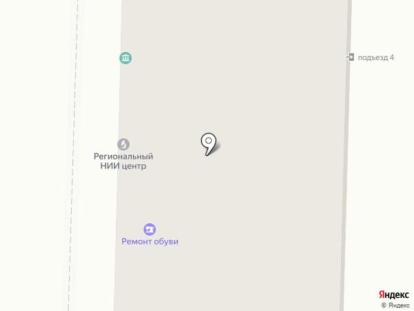 Магазин алмазной вышивки стразами на карте Саранска