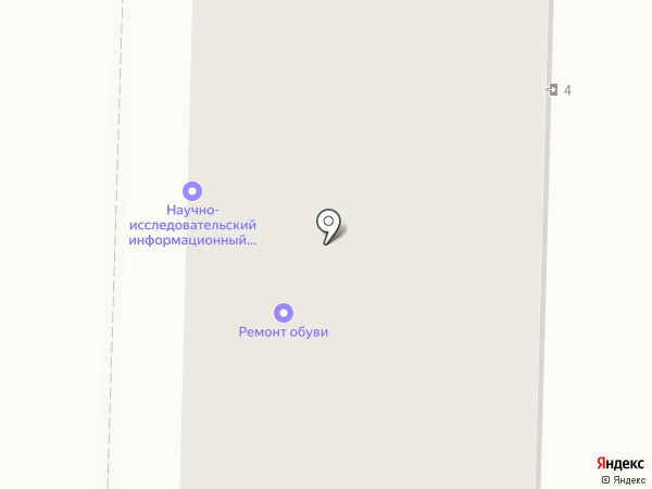Село Крутенькое на карте Саранска