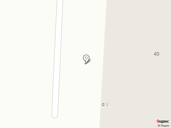 Путь на карте Саранска