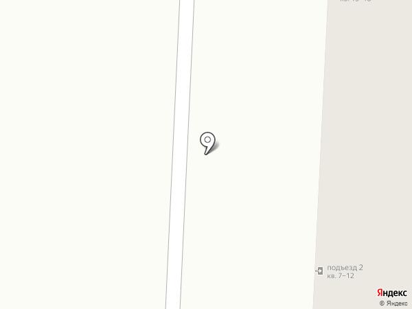 Агор на карте Саранска