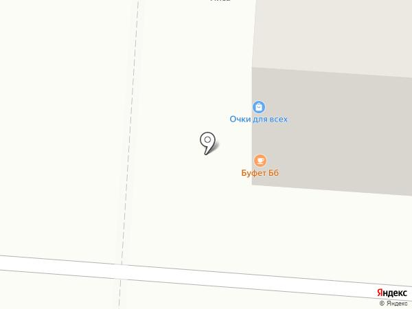 Арбитражный управляющий Булгаков В.И. на карте Саранска