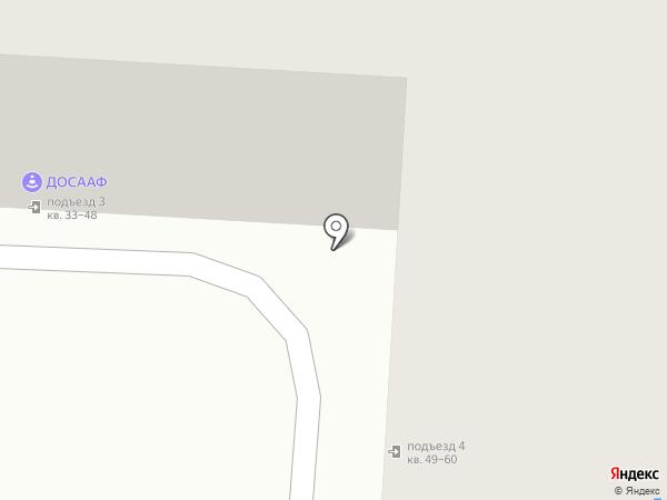 Мокшанка на карте Саранска
