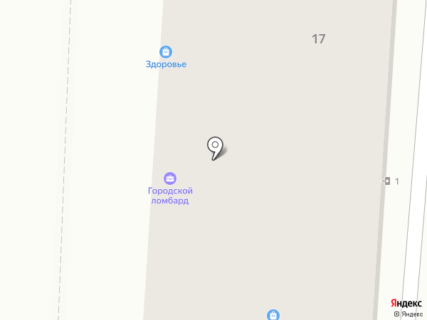 Салон-Сервис на карте Саранска