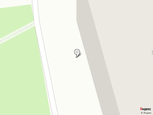 Сирень на карте Саранска