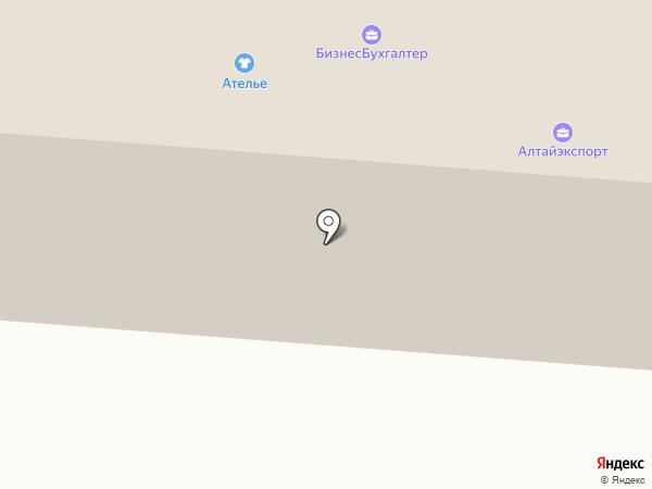Ай Ти Спэйс на карте Саранска