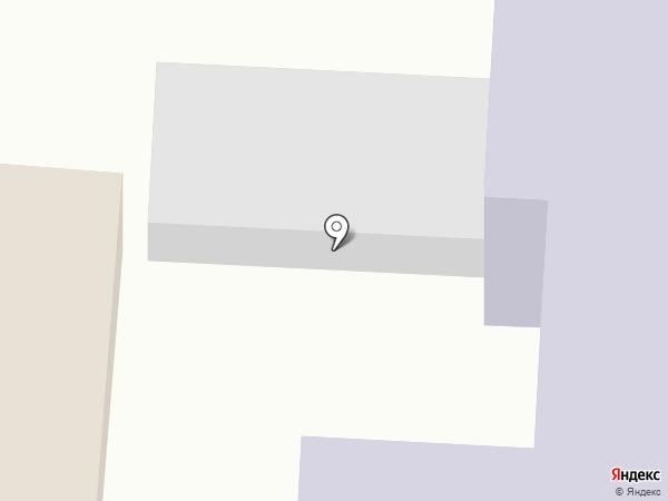 Мордовский республиканский учколлектор на карте Саранска