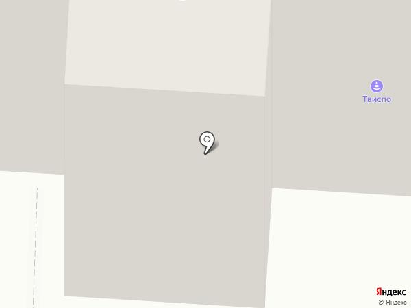 Домашний на карте Саранска