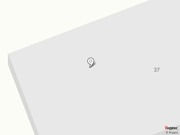 Петро-Сталь на карте Саранска