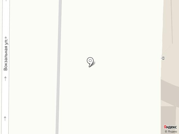 Маруся на карте Саранска